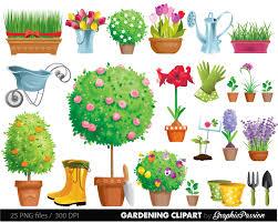 flower tools cliparts free download clip art free clip art
