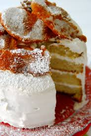 funnel cake cake the domestic rebel