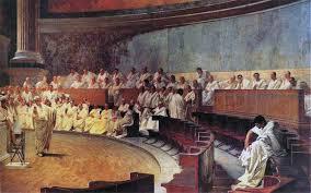 banchetti antica roma come si conciliano utile e onesto la doppiezza morale di