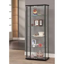 Used Curio Cabinets Black Curio Cabinet Ebay