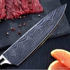 razor sharp kitchen knives premium 8 inch sturdy stainless steel kitchen fruit knife with