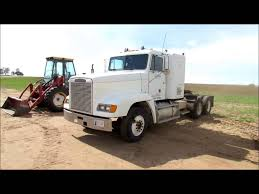 1990 frieghtliner fld120 semi truck for sale sold at auction may