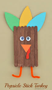 foam turkey craft about a a central florida family and lifestyle