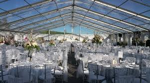 clear tent rentals reception meeting space the gardens wedding center