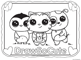 images of cute coloring pages selfie draw so cute coloring pages