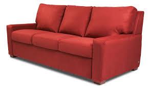 Tempurpedic Sleeper Sofas by American Leather Owen Comfort Sleeper