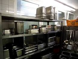 restaurant kitchen furniture hatem burhan restaurant kitchen in germany
