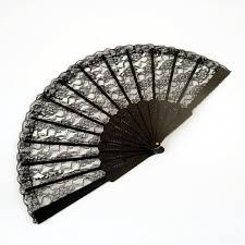 black lace fan black lace fan accessories all costumes