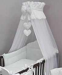 Luxury Baby Cribs Uk by Luxury Baby Cot Bed Crown Canopy Mosquito Net 480 Cm Only Heart