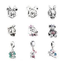 sterling silver beads pandora bracelet images 2018 real 925 sterling silver beads stitch mrs potts thumper jpg