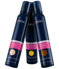 indola profession color style mousse coolblades professional