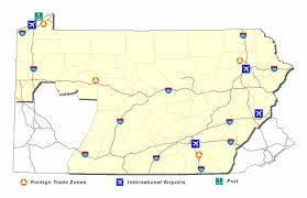 State Map Of Pennsylvania by Pennsylvania U0027s Energy Renaissance Needs More Pipelines