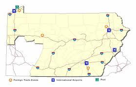 Keystone Pipeline Map Pennsylvania U0027s Energy Renaissance Needs More Pipelines