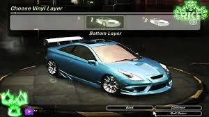 toyota celica 2 2 need for speed 2 toyota celica tuning by united4games