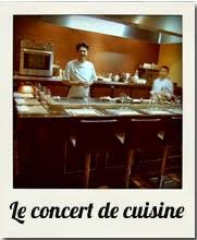 le concert de cuisine le concert de cuisine la rapporteuse