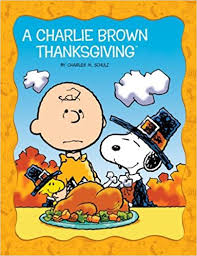 brown thanksgiving peanuts picture books charles m