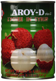 lychee fruit inside amazon com dynasty lychee with syrup 15 ounce pack of 6