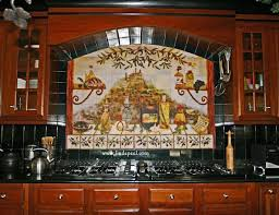 Best Kitchen Tile Ideas Images On Pinterest Tile Ideas Tiles - Tuscan kitchen backsplash ideas