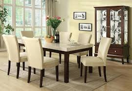 black marble dining table set white marble table and chairs genuine white marble dining table