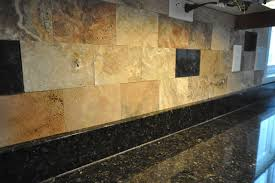 Granite Countertops And Tile Backsplash Ideas Eclectic - Tile backsplashes with granite countertops