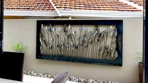 Stylist Inspiration Outdoor Wall Decor Metal Also Art Designs