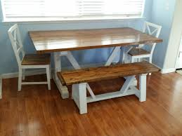 ana white 2x4 truss bench diy projects