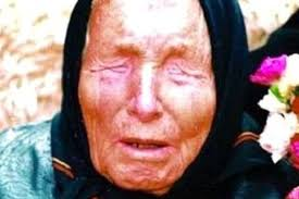 Comes The Blind Fury Was Blind Mystic Baba Vanga U0027s Prediction About Syria Conflict