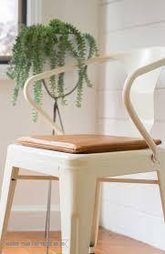 Distress Leather Chair Modern Diy Leather Chair Cushion