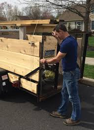 upgrading a utility trailer