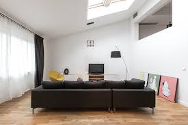 Cleaning White Leather Sofa by 25 Modern Living Rooms With Cool Clean Lines Architecture U0026 Design