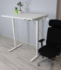 bureau ergonomique r lable en hauteur bureau assis debout occasion avec bureau ergonomique r glable en