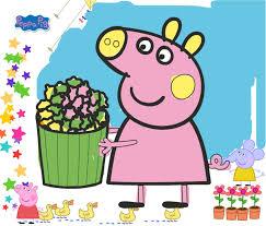 peppa pig ว ธ การวาดภาพ peppa หม ตอนท 2 ครอบคร ว