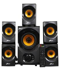 home theater speakers india buy tuscan tsc 5501 dolby digital 1000 w 5 1 speaker home theatre