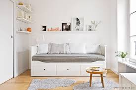Hemnes Daybed Ikea Charmant Studio Hemnes Daybed And Double Beds