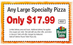 free round table pizza best round table pizza coupons codes about remodel fabulous home