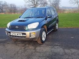 toyota rav 4 2002 52 2 o lire d4d gx diesel manual in