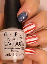 Nail Art Designs July 4 5 Easy Manicures For July 4th Be Happy And Buy Polish