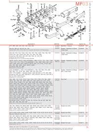 massey ferguson engine page 85 sparex parts lists u0026 diagrams