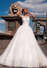 vintage sheer lace off shoulder wedding dresses 2016 short sleeve