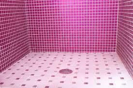 Glitter Bathroom Flooring - pink glitter bathroom modern bathroom new york by susan
