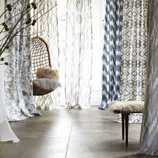 Blue Ikat Curtain Panels Catchy Navy Blue Ikat Curtains Inspiration With Painted Ikat Print
