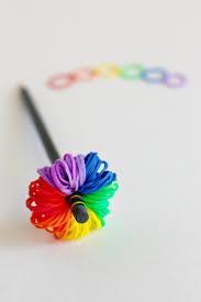 brilliant rainbow loom charms allfreekidscrafts