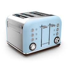 Cream Breville Toaster Morphy Richards Accents 242031 4 Slice Toaster Compare Bluewater