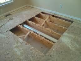 how to cut through subfloor replacing t g osb subfloor panels woodworking talk