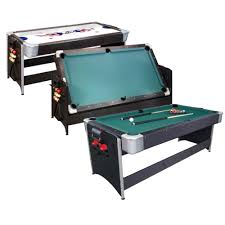 Fat Cat Pockey 2 In 1 Pool Air Hockey Table At Gametables4less Com