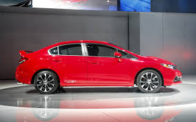 Honda Civic Si Two Door Live Pics Civic Si Sedan 2017 Nyias Page 4 2016 Honda