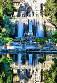 the best place to visit in italy tivoli villa d este rome
