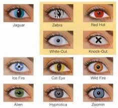 25 color contacts halloween ideas contact