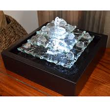 Solar Powered Water Features With Led Lights by Glass Wall Mounted U0026 Hanging Water Features Water Feature Supply