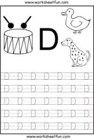 worksheet fun alphabet tracing for your template with worksheet